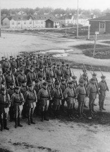 Old Boys rykmentti 1920-luku