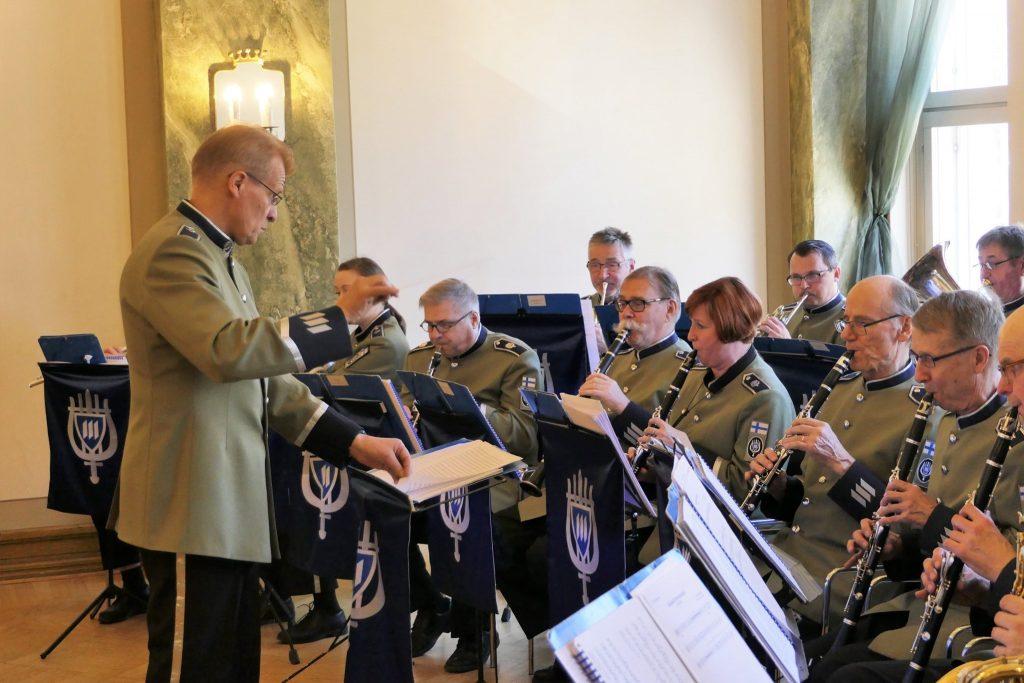 Etelä-Suomen maanpuolustussoittokunta
